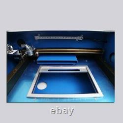 Vente! 40w Co2 Usb Laser Gravure Tailleur Machine Graveur Cutter 220v/110v