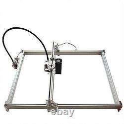 Vente! Pas De Tva Gravure Laser Machine Coupe 50x65cm 500mw Bricolage Imprimante D'image