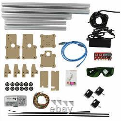 Vg-l3 526485193mm 500mw Machine De Gravure Laser De Découpe Bricolage Logo Maker
